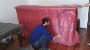 Ankara Evden Eve Nakliyatta Eşyaların Paketlenmesi