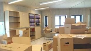 Ankara'da Büro Taşımacılığı