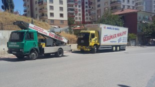 Ankara Nakliyat'ta Asansör Kiralama