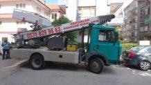 Ankara Evden Eve Nakliyatta Asansör Kiralama