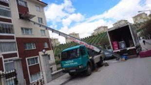 Ankara Evden Eve Nakliyatta Asansörlü Taşımacılık